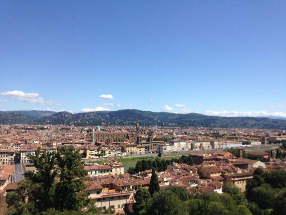 firenze view