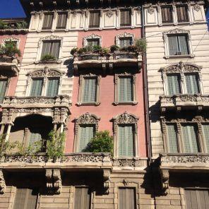 milano houses